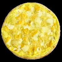 Пицца Смесь 4 сыра