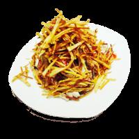 Салат с филе цыплёнка и картофелем пай