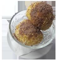 Айсу темпура (жареное мороженое)