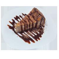 Чизкейк сливочно шоколадный